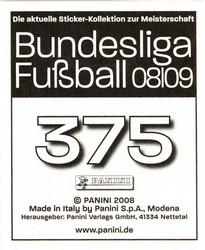 Panini 216 Fussball BL 2008//09 Eric Maxim Choupo-Moting Hamburger SV