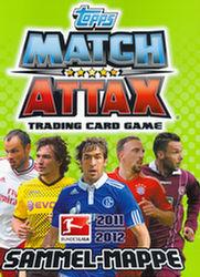 Match Attax 11//12-364-Franck RIBERY-Matchwinner