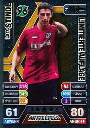 Match Attax EXTRA 14//15-472-Jonas Hofmann